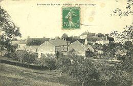 58 Niévre ASNOIS Environ De TANNAY Un Coin Du Village - Autres Communes