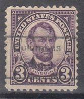 USA Precancel Vorausentwertung Preo, Locals Ohio, Columbus 555-454 - Vereinigte Staaten