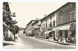 01 Ain - Priay Hotel épicerie L'économique Et Café Restaurant Cachet Villette 1965 - France