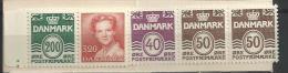 Danemark 1989 Carnet Distributeur Neuf Non Coté Yvert C942 Reine Margrethe C9 - Carnets