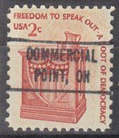 USA Precancel Vorausentwertung Preo, Locals Ohio, Commercial Point 853,5 - Vereinigte Staaten