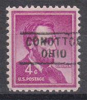 USA Precancel Vorausentwertung Preo, Locals Ohio, Conneaut 729 - Vereinigte Staaten
