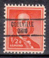 USA Precancel Vorausentwertung Preo, Locals Ohio, Coolville 734 - Vereinigte Staaten