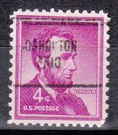 USA Precancel Vorausentwertung Preo, Locals Ohio, Coshocton 704 - Vereinigte Staaten