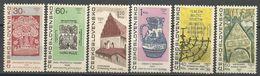 Czechoslovakia,Jewish Cultural Goods 1967.,MNH - Czechoslovakia