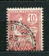 Frankreich Post In Der Levante Nr.13          O  Used       (1232) - Oblitérés