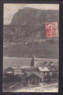 CPA SUISSE - La Dent De VAULION Vue De L'Abbaye ( Val De Joux ) - TB Vue Générale Du Village 1er Plan 1907 - VD Waadt