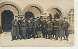 "AK ""Kantine"" - Guerra 1914-18"