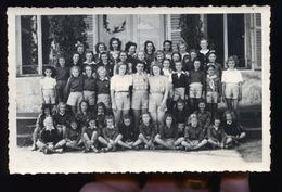 ALLEMAGNE ECOLE EN 1946 - Germania