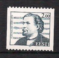 EESTI  Estonia Estland 1995 Composer Aleksander KunLeid Mi 269, MNH(**) - Estland