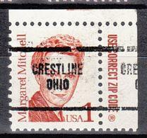 USA Precancel Vorausentwertung Preo, Locals Ohio, Crestline 704 - Vereinigte Staaten