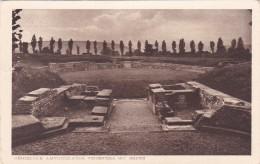 Römisches Amphitheater Vindonissa Bei Brugg (07052) * 7. IV. 1930 - AG Aargau