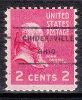 USA Precancel Vorausentwertung Preo, Locals Ohio, Cridersville L-1 HS - Vereinigte Staaten