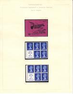 GROOT-BRITTANNIË - Michel - 1971 - Nr  566 C/R Type IV + V (H-BLATT 68) - MNH** - Carnets