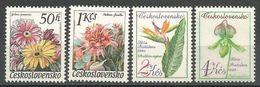 Czechoslovakia,Flora 1980.,MNH - Czechoslovakia