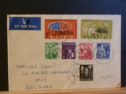 74/848  LETTER 1961   TO BELG. - Nigeria (1961-...)