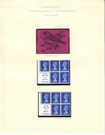 GROOT-BRITTANNIË - Michel - 1971 - Nr  566 C/R Type IIIA (H-BLATT 68) - MNH** - Carnets