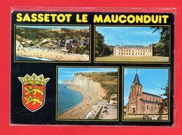 76-CPM SASSETOT LE MAUCONDUIT - Autres Communes