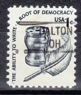 USA Precancel Vorausentwertung Preo, Locals Ohio, Dalton 841 - Vereinigte Staaten