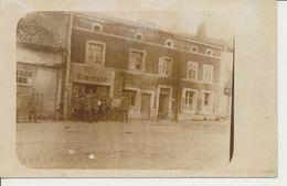 """AK """"Bierhalle"""" In Frankreich - Weltkrieg 1914-18"""