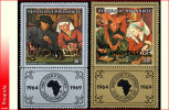 Rwanda 0609/10**  Banque Africaine  MNH - Rwanda