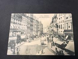 370 - PARIS Rue Montmartre - 190? - District 02