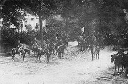 Bourg-Leopold - Camp De Beverloo - Ruiters Te Paard - Leopoldsburg (Kamp Van Beverloo)