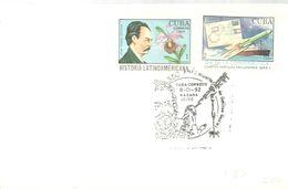 POSTMARKET  CUBA 1992 GALILEO GALILEI - Astrología