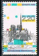 FRANCE : N° 2582 ** (Notre-Dame De Paris) - PRIX FIXE - - France