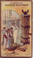 - CHOCOLAT GUERIN-BOUTRON - Les Instruments De Travail - Le Cric - - Guerin Boutron