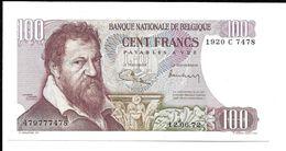 100 FR. 12.06.1972  UNC./FDC   N° 1920 C 7478 - [ 2] 1831-... : Belgian Kingdom