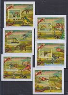 Q61. MNH Guinee Nature Animals Prehistoric Animals - Prehistorics
