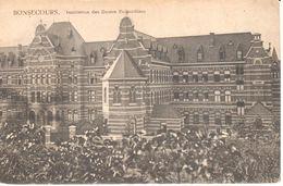 Péruwelz - CPA - Bonsecours - Institution Des Dames Bernardines - Péruwelz