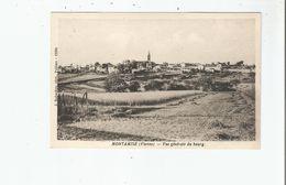 MONTAMISE (VIENNE) 12294  VUE GENERALE DU BOURG (EGLISE) - Autres Communes