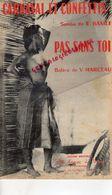 PARTITION MUSIQUE- CARNAVAL ET CONFETTIS-SAMBA E. BASILE-BOLERO V. MARCEAU-ON DANSE A PARIS-VERSCHUEREN-SEINS NUS-NUDE- - Partitions Musicales Anciennes