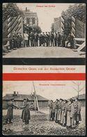 AK/CP Gollub  Golub  Dobrzyn  Grenze     Gel/circ.  1917  Erhaltung/Cond.  2-   Nr. 00264 - Westpreussen
