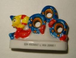 LOT De 5 Fèves En Avant L'an 2000 ! (Voir Photos) - Other