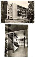 33  CESTAS  MAISON DE REPOS  L AJONCIERE  LE HALL D ENTREE   -  LOT 2 CARTES POSTALES MODERNES 1950 / 60 - Frankrijk