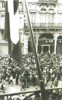 [Libération] Drapeau Bleu-blanc-rouge Hissé Au Fronton De L'hôtel De Ville à Angoulême - Vendredi 1er Septembre 1944 - Histoire