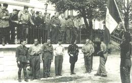 Défilé De La Libération, Les Chefs De Maquis... Bir Hacheim... Place New York à Angoulême - Vendredi 1er Septembre 1944 - Histoire