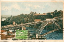 Portugal. Porto. Pontes D Luiz - Polonia