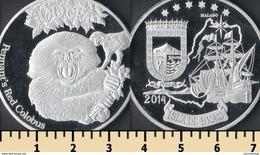 Bioko 100 Francs 2014 - Guinée Equatoriale