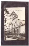 11267  -    VENEZUELA,  CARACAS,   Catedral     -   VIAGGIATA  3.7.1948 - Venezuela