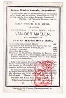 DP EZ Isabella C. Van Der Maelen Zuster M. Mechtildis ° Kampenhout 1847 † Leuven 1875 / Klooster Berlaar Prov. Antwerpen - Imágenes Religiosas