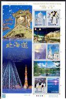 Japan 2011 - Scenery Of The Trip 11 - Blocks & Sheetlets