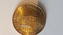 Basilique De Saint Nazaire Carcassonne  2002 - Monnaie De Paris