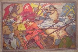 1 CPA FETE NATIONALE SUISSE 1er AOUT 1911 Illustrateur DUNKI - Illustrators & Photographers
