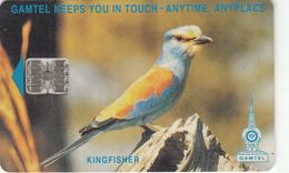 The Gambia  Phonecard - (Bird) - Fine Used - Gambia