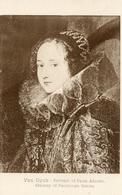 Postcard / Anthony Van Dyck / Antoine Van Dyck / Antoon Van Dyck / Paola Adorno / Used - Pittura & Quadri