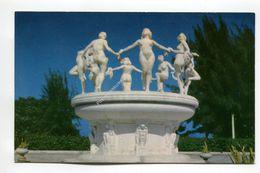 National Casino Fountain Havana Cuba - Postcards